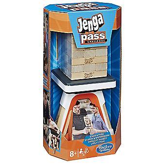 Hasbro Gaming E0585EU4 Jenga Pass Challenge