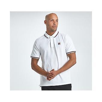 Fila Matcho 4 White Polo Shirt