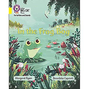 Collins Big Cat Phonics for Letters and Sounds - In the Frog Bog: Band 3/Yellow (Collins Big Cat Phonics for Letters and Sounds)
