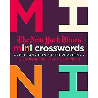 De New York Times Mini korsord: 150 lätt roligt medelstora pussel