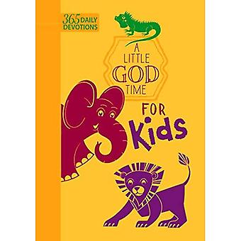 A Little God Time Fot Kids: 365 Daily Devotional
