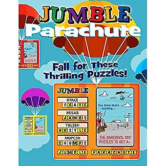 Jumble(r) Parachute: Fall for These Thrilling Puzzles! (Jumbles#174;)