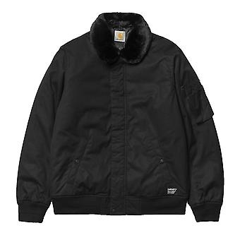 Carhartt Stanley Bomber Jacket With Removable Faux Fur Collar