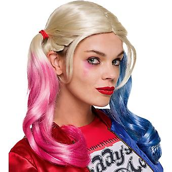 Harley Quinn Adult Wigs From Suicide Squad