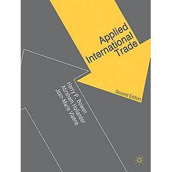 Toegepaste internationale handel door Bowen & Harry P.