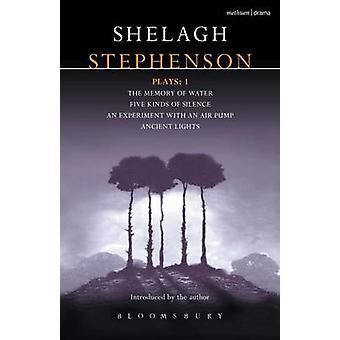 Stephenson speelt 1 die een geheugen van Water vijf stilte een Experiment met een luchtpomp oude soorten licht door Stephenson & Shelagh
