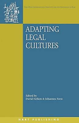 Adapting Legal Cultures by Nelken & David