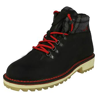 Mens Wolverine Lace Up Hiking Boots Tyrol