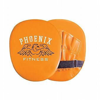 Phoenix Fitness Boxing Target Training Gloves Focus Mitts