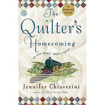 The Quilter's Homecoming by Jennifer Chiaverini - 9780743260237 Book