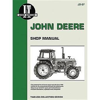 John Deere Shop Manual 4050 4250 4450 4650+ by Penton - 9780872884175