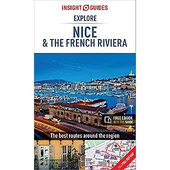 Insight Guides Explore Nice & French Riviera - 9781786717528 Book