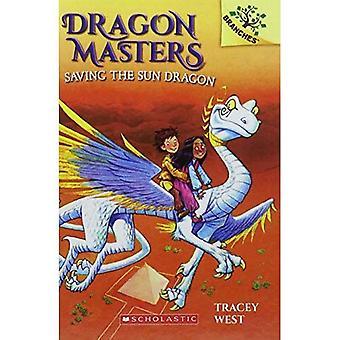 Saving the Sun Dragon (Dragon Masters)