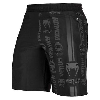 Venum Logos Training Shorts Black