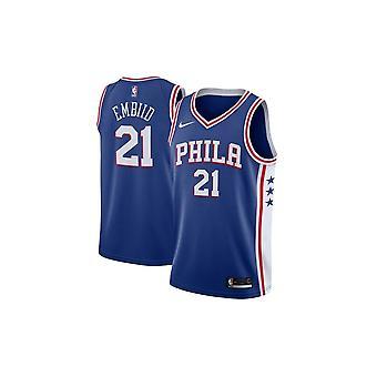Nike NBA Philadelphia 76ers Joel Embiid swingman Jersey-Icon Edition