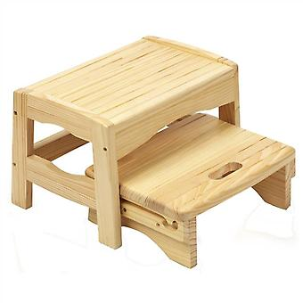 Safety 1st Wooden Two Step Stool
