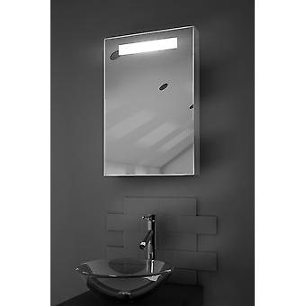 Olympia LED Bathroom Mirror Cab With Sensor & Shaver k258aud