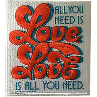 Patch - Lennon and McCartney - All You Need Is Love- Love Icon-On p-4657