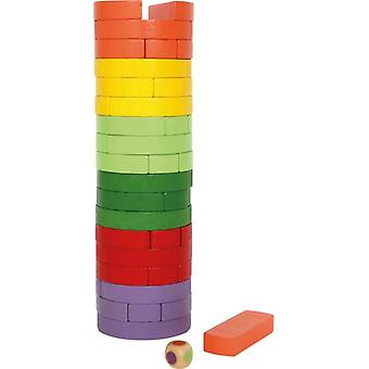 Legler Wobbling Tower  Round & Coloured  (Babies and Children , Toys , Boardgames)