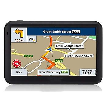 5 inch portable navigator north america map