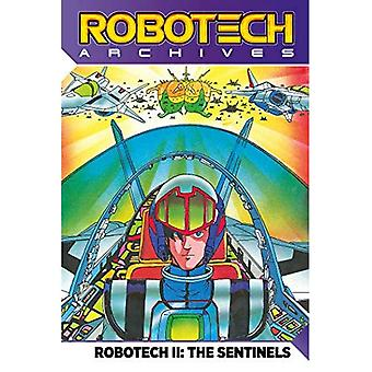 Archives Robotech: Robotech II: The Sentinels Volume 1