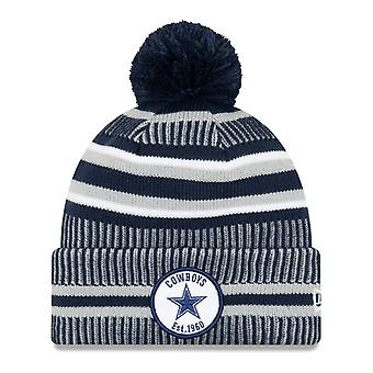 New Era Sideline Bommel Kinder Youth Mütze Dallas Cowboys
