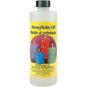Snowflake Oil 8 Ounce Bottle 110272