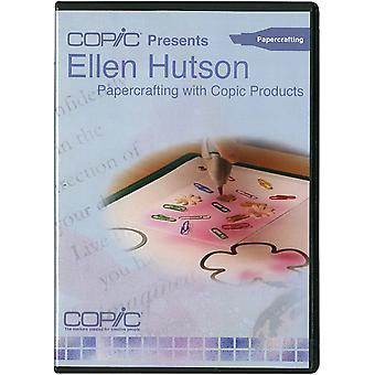 Papercrafting With Copic Products Dvd Ppcrfdvd