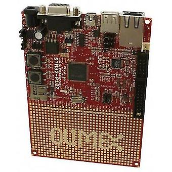 Prototype board for STM32F107 CORTEX-M3 microcontroller Olimex STM32-P107