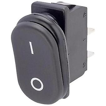 Toggle switch 250 Vac 16 A 1 x On/Off/On Marquardt