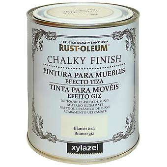 Xylazel Chalky Finish Furniture Rustoleum Grisinver 125