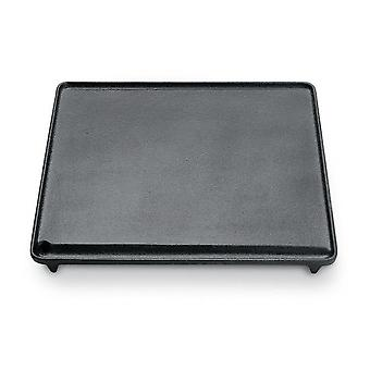 BST D94 smooth cast iron plate (Garden , Barbecues , Cooking tools)