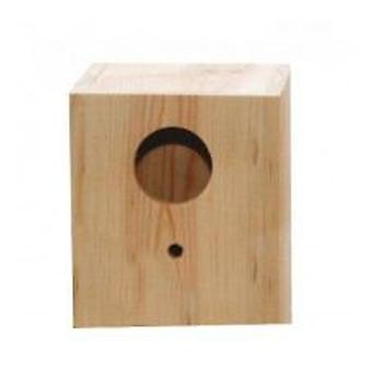 Yagu For Exotics nest Wood (Birds , Bird Cage Accessories , Nests and Complements)