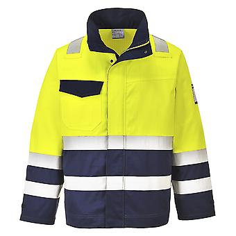 Portwest MV25 Hi-Vis Modaflame Jacket
