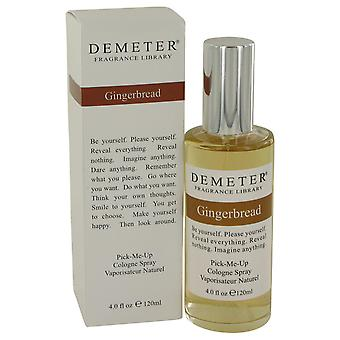 Gingerbread By Demeter Pick Me Up Cologne Spray 120ml