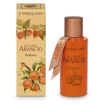 L'Erbolario Accordo Naranjo Limited Edition (Woman , Perfume , Women´s Perfumes)
