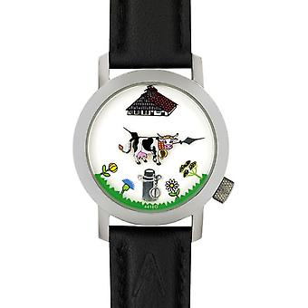 Akteo Cow (1) (Fashion accesories , Watches , Analog)