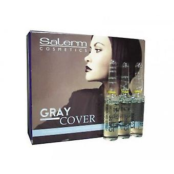 Salerm Cosmetics Canas Covers 12X5Ml (Woman , Hair Care , Treatments , Colour)