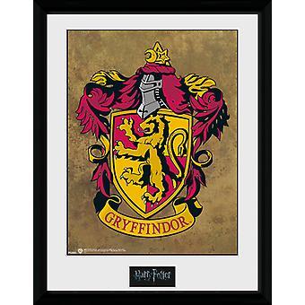Harry Potter Gryffindor Framed Collector Print