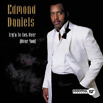 Edmond Daniels - Try'N to Get Over (Over You) USA import