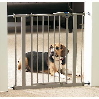Hund barriär dörr 75-84x75cm
