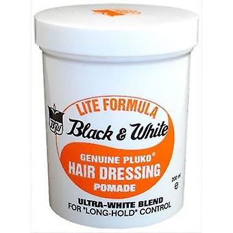 Black & White Lite Hair Dressing 200ml