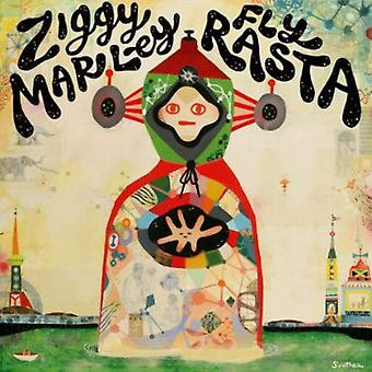 Ziggy Marley - flyve Rasta [CD] USA importerer