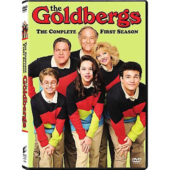 Goldbergs: The Complete First Season [DVD] USA import