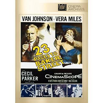 23 Paces to Baker Street [DVD] USA import
