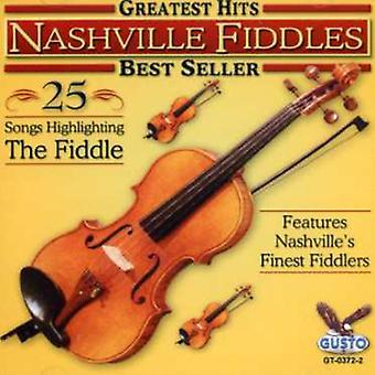 Nashville Fiddles - Greatest Hits-25 Songs [CD] USA import