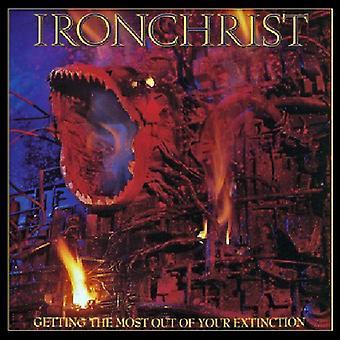 Ironchrist - få mest ud af din Extinction [CD] USA importerer