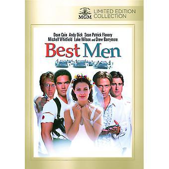 Mejores hombres [DVD] los E.e.u.u. la importación