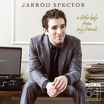 Jarrod Spector - Little Help From My Friends: Live på 54 nedenfor [CD] USA import