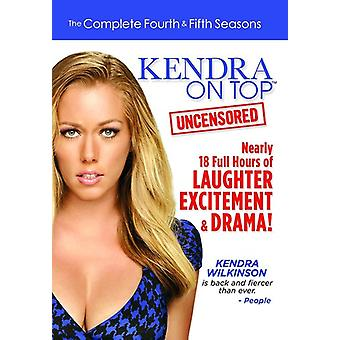 Kendra på toppen: Seasons 4 & 5 [DVD] USA import